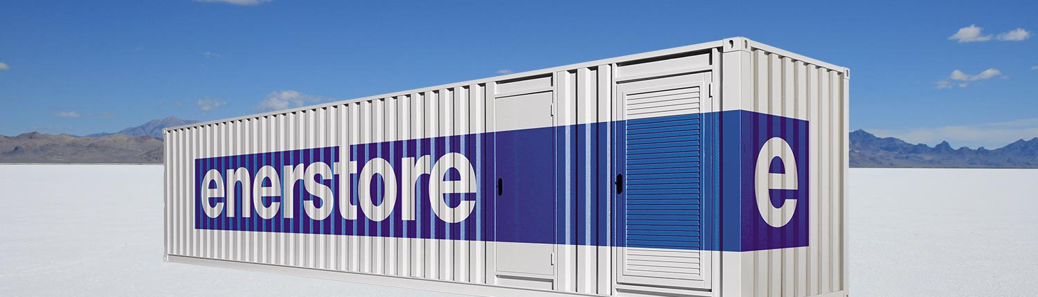 Enerstore hybrid energy container